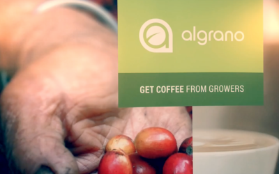 Featuring algrano.com & impressions @World of Coffee 2018, Amsterdam