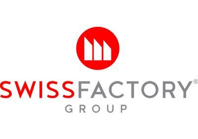 Naming Logo and iconic mark swissfactory group